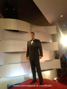 Eddie Herrera Casandra Awards 2012 Red Carpet