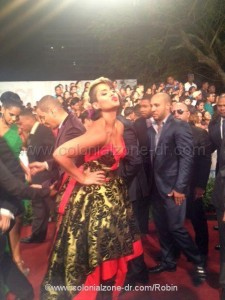 Casandra Awards 2012 Red Carpet