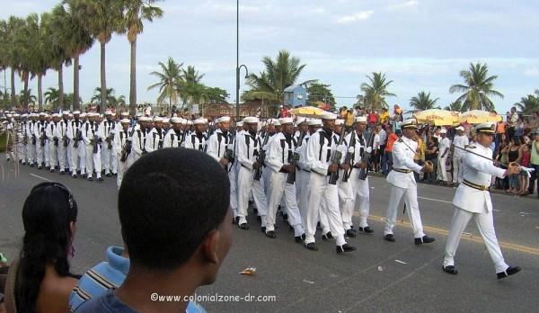 Dominican Republic Marines 2008