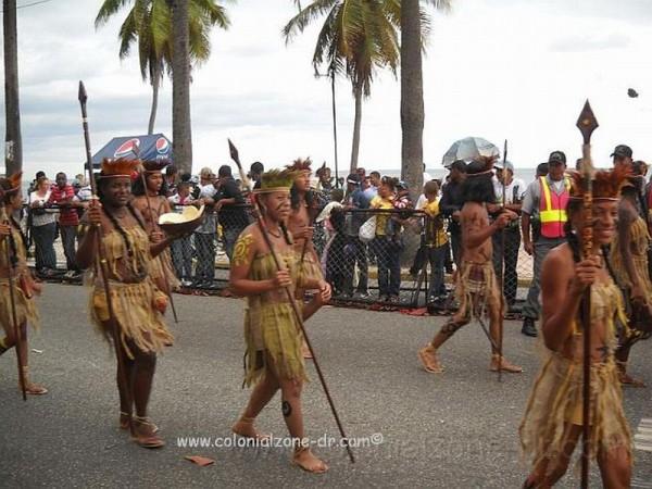 carnaval los indios