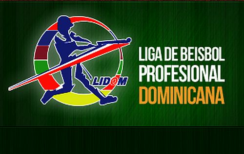 Dominican Baseball League Logo  - LIDOM