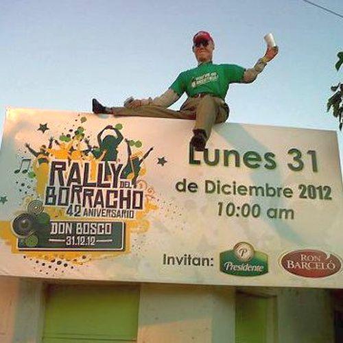 Rally del Borracho 2012 - 13
