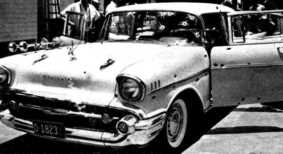 Trujillos car