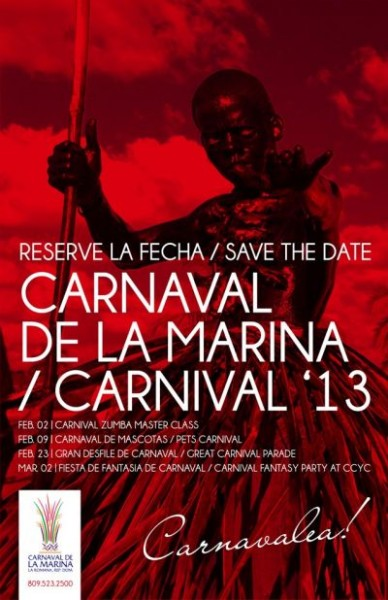 Carnaval de la Marina La Romana2013