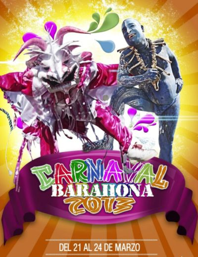 Carnaval 2013 Barahona