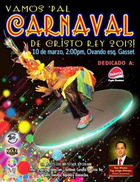 Carnaval de Cristo Rey 2