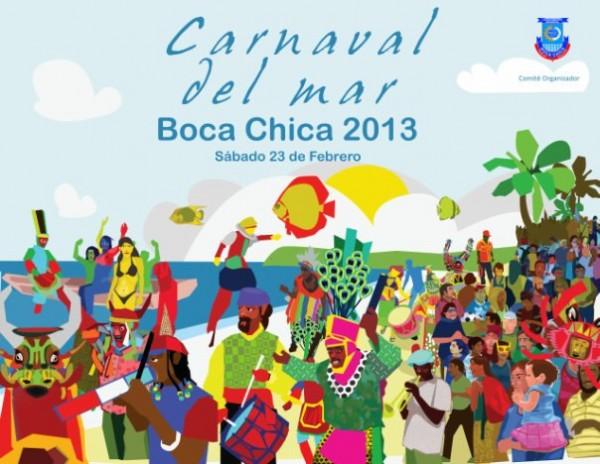 Carnaval del Mar 2013 - Boca Chica
