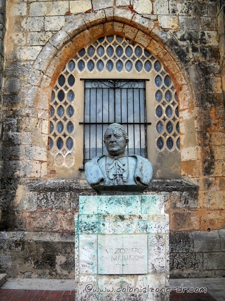 Arzobispo Meriño at the Cathedral