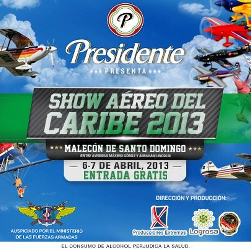 Show Aéreo del Caribe 2013!