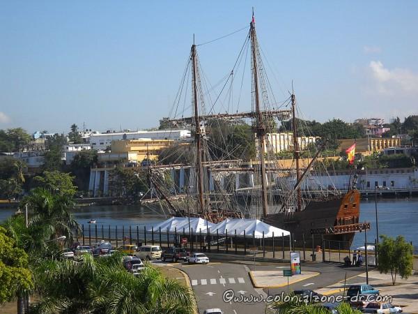 Spanish Ship La Pepa