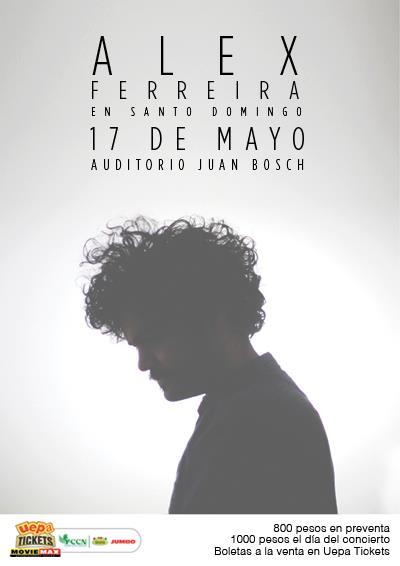 Alex  Ferreira Concert 5-17-2013
