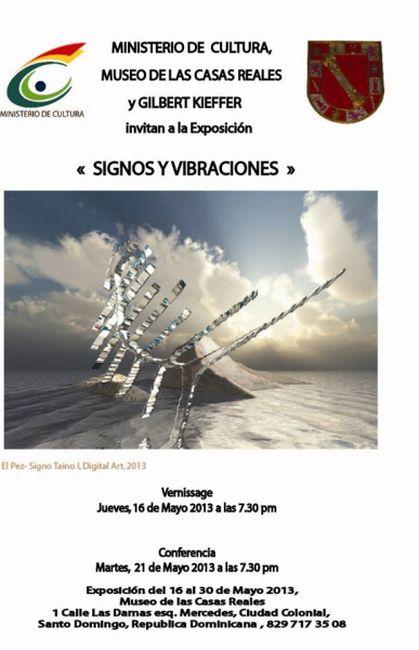 Art Exposition at Casa de las Reales in May 2013