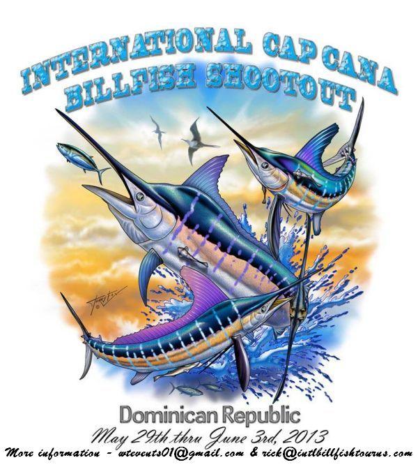 International Cap Cana Billfish Shootout 2013