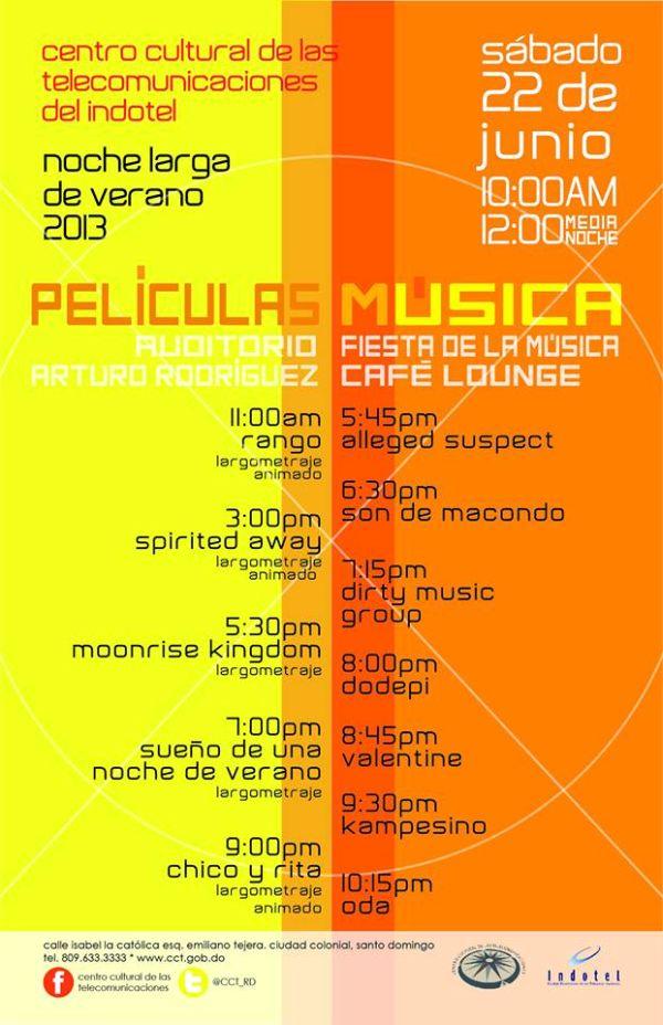 el Centro Cultural de las Telecomunicaciones (CCT) Museo events