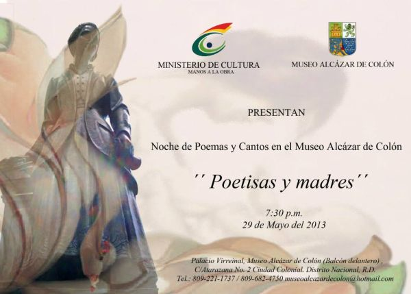 Noche de Poemas y Cantos Series - Poets and Mothers