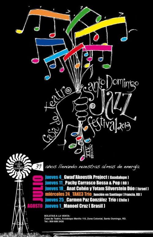 Casa De Teatro Jazz Festival 2013