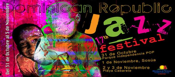 Dominican Republic Jazz Festival 2013