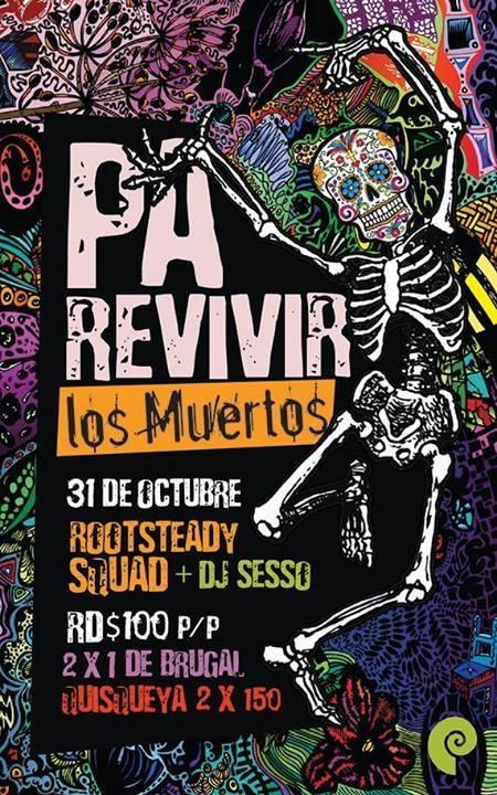 LA ESPIRAL  - Party Pa Revivir Los Muertos