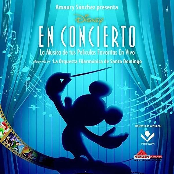 "Disney In Concert. ""As Tale Old As Time"" 11-2013"