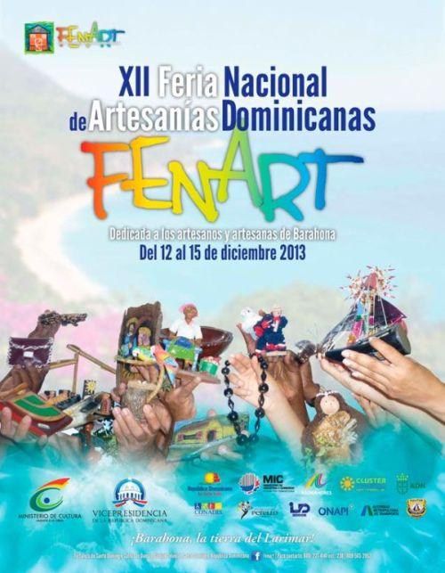 Feria Nacional de Artesanías / Dominican Art Fair 2012