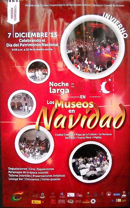 Noche Larga de los Museos en Navidad 2013 / Long Night of Museums in Christmas 2013
