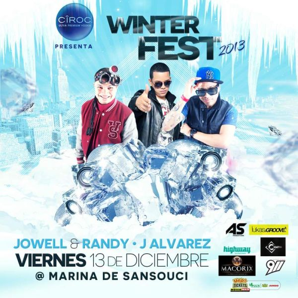 Winterfest at Sansouci 12-2013
