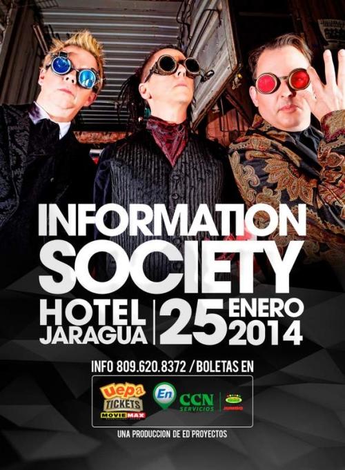 Information Society 1-25-2014