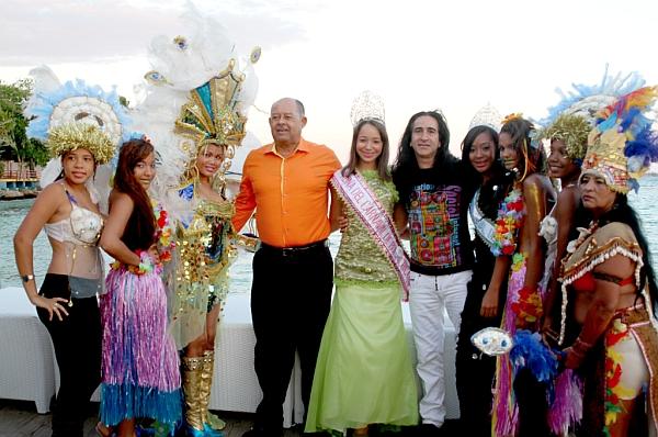 Carnival del Mar Boca Chica 2014