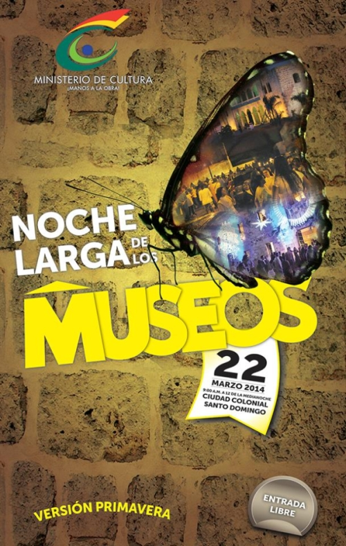 Noche Larga de los Museos Primavera 2014 / Long Night of Museums Spring 2014