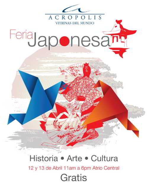 Feria Japonesa / Japanese Fair 4-12&13-2014