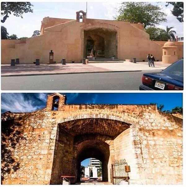 Puerta del Conde 2014 - New and older