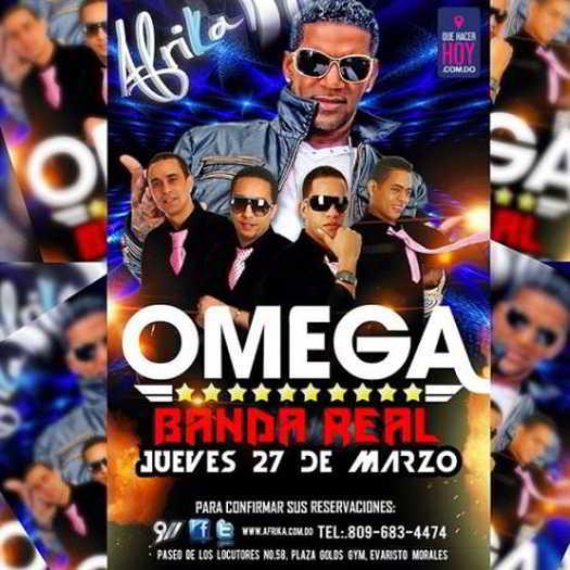 Omega el Fuerte 3-27-2014