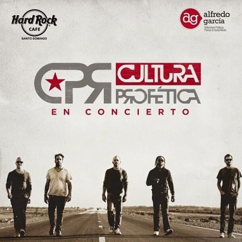 Cultura Profética - Hard Rock Café - 9-3-2014