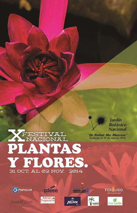 X Festival Nacional de Plantas y Flores - Jardín Botánico Nacional