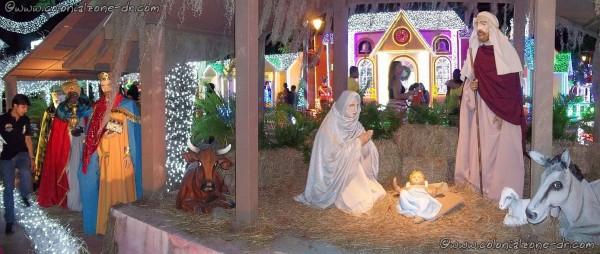 Brillante Navidad, Parque Iberoamérica from December 1, 2014 to January 7, 2015.