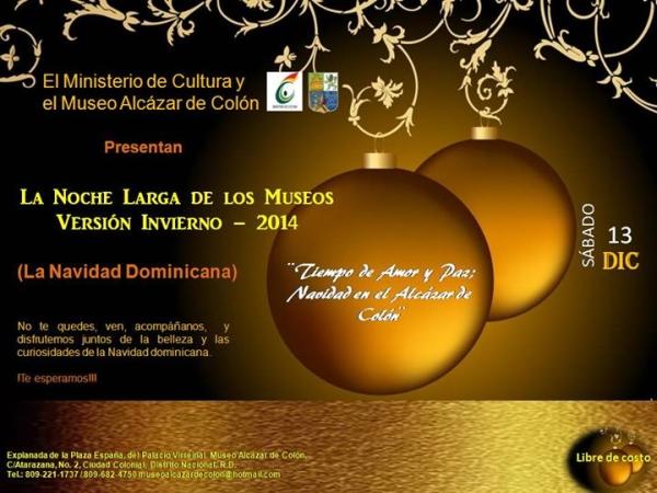 Noche Larga de Museos Invierno - Long Night of Museums Winter 2014