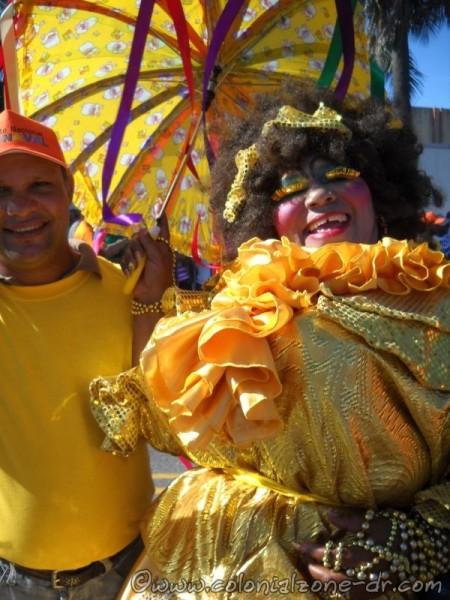 Carnival Dominicano 2015