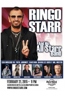 Ringo Starr All Starrs 2-21-2015