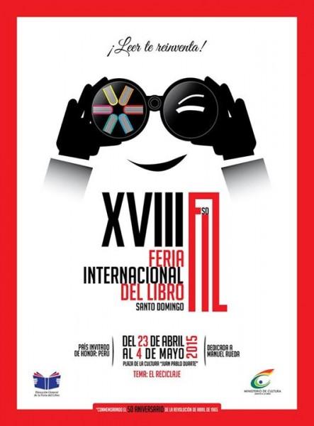 XVIII Feria Internacional del Libro Santo Domingo 2015 / The 18th International Book Fair of Santo Domingo 2015 (FILRD15)