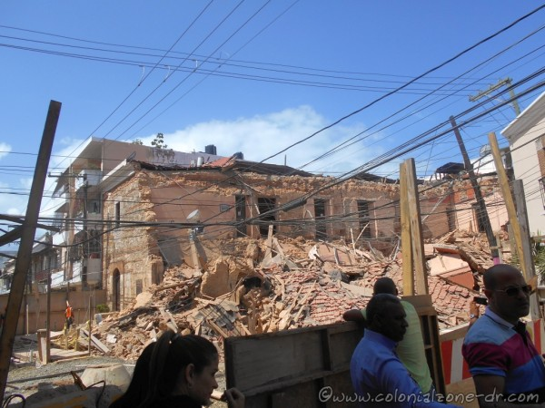 Accor Hotel Francis Collapse / Desploma