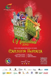 Noche Larga de los Museos Navidad 2015