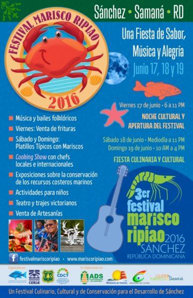 The Third Annual Cultural Festival, Marisco Ripiao / 3er Festival del Marisco Ripiao