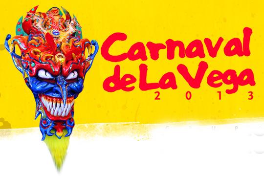 Carnaval La Vega 2013