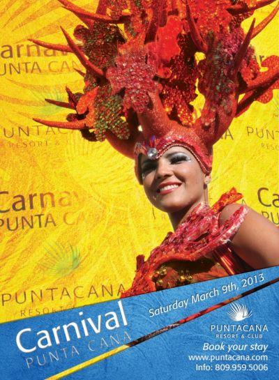 Carnaval Punta Cana 2013
