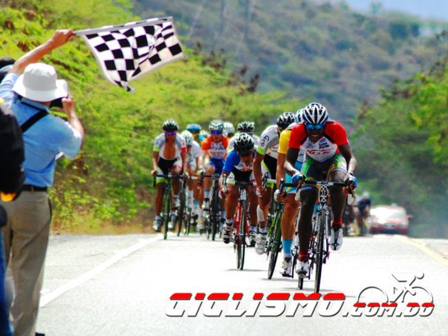 Vuelta Independencia Nacional/ Independence Cycling Tour 2013 (last years race picture)