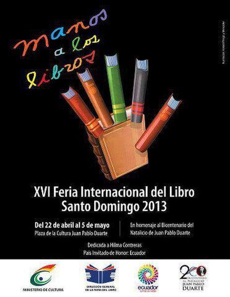 XVI Feria  del Libro Santo Domingo 2013