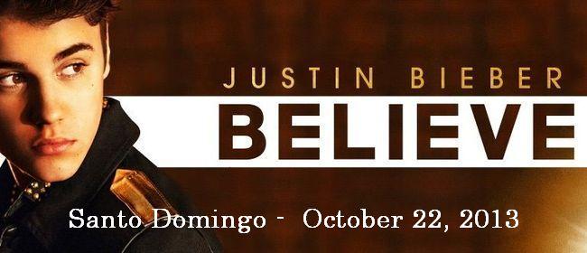 Justin Bieber - Dominican Republic - 10-22-2013
