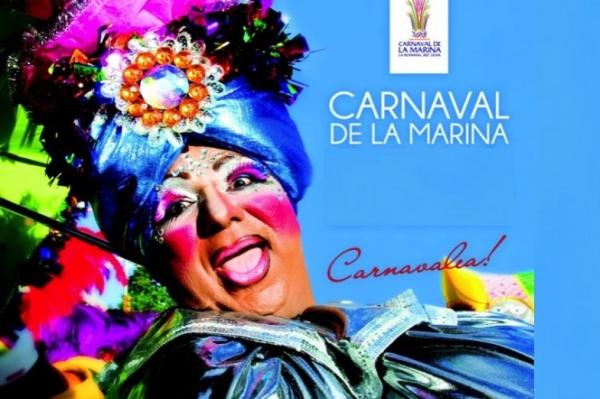 Carnaval de la Marina, Casa de campo 2014