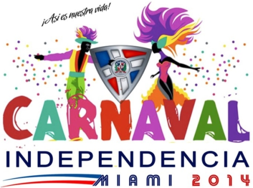 Carnaval Independencia Miami 2014