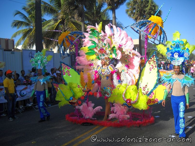 Carnival Dominican Republic